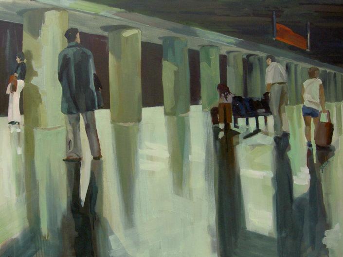 U-Bahnhöfe