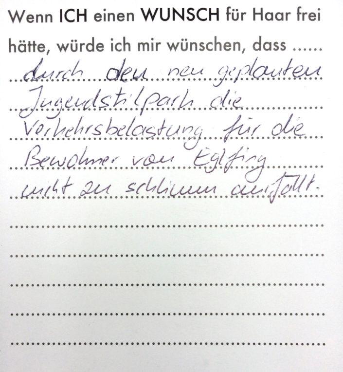 Wunsch 09