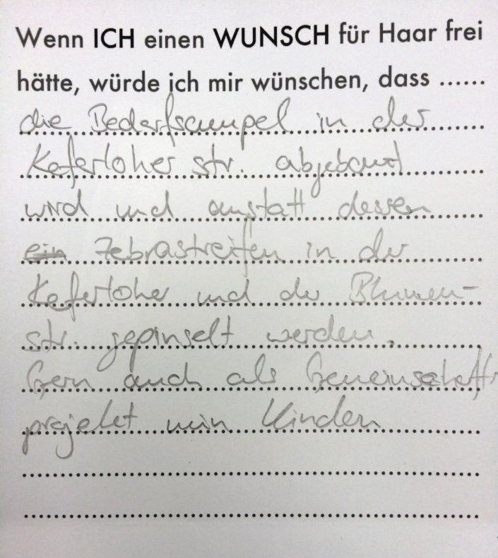 Wunsch 12