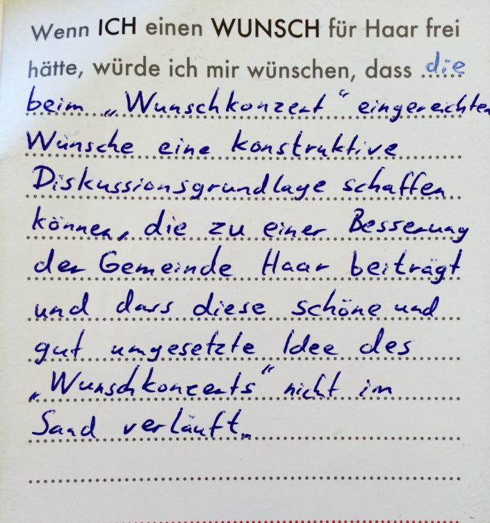 Wunsch 23
