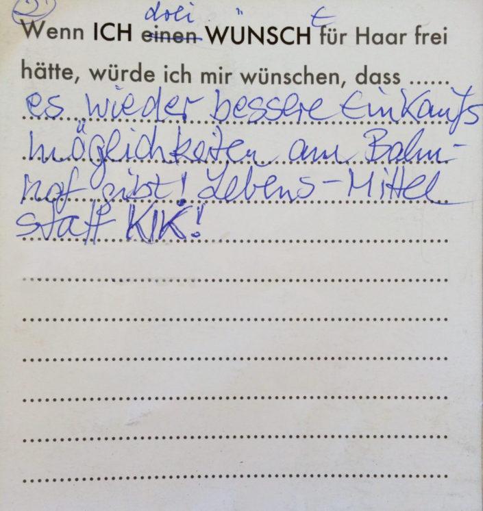 Wunsch 29