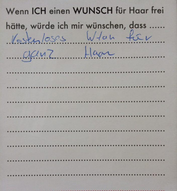 Wunsch 37