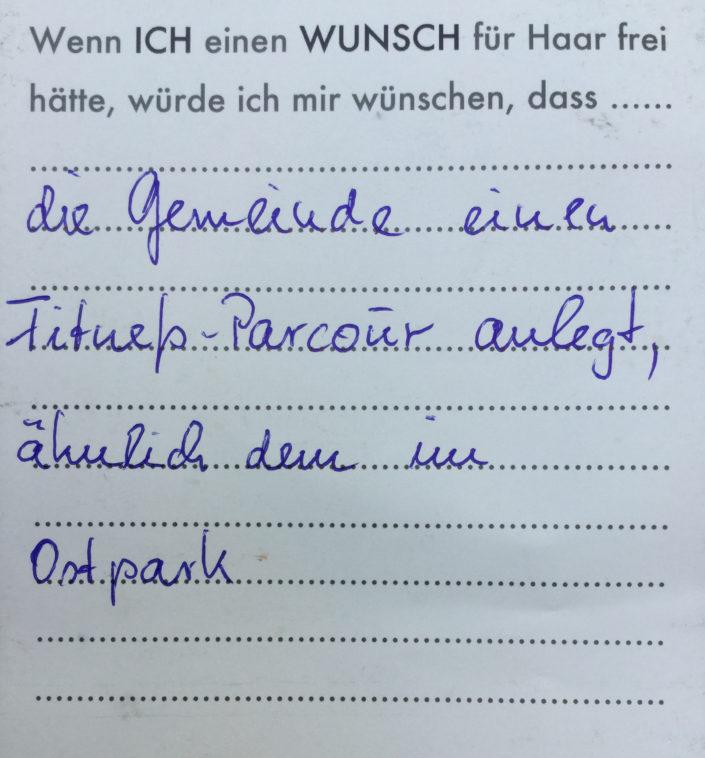 Wunsch 44