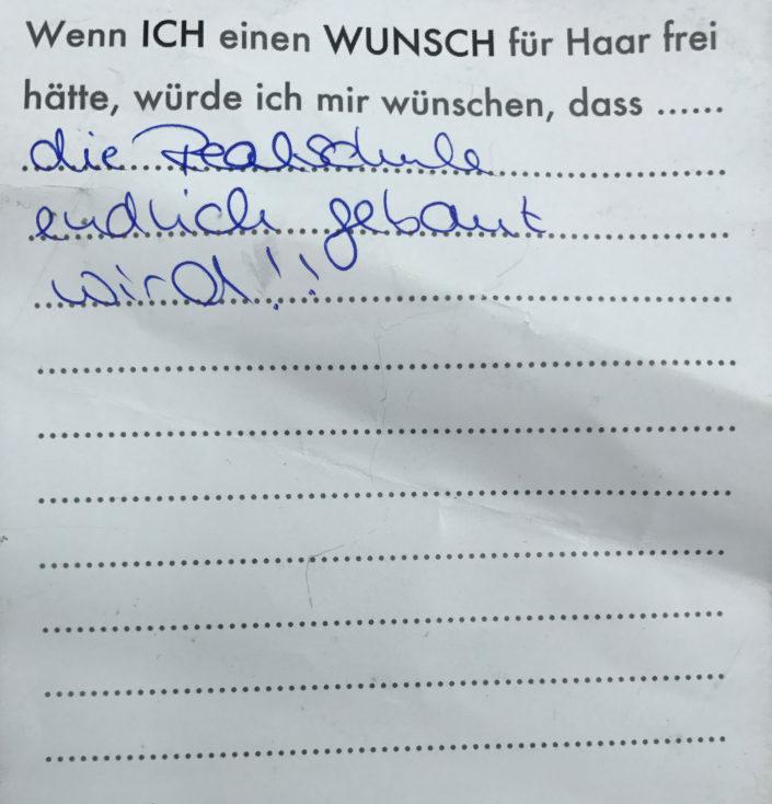 Wunsch 48