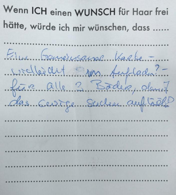 Wunsch 49