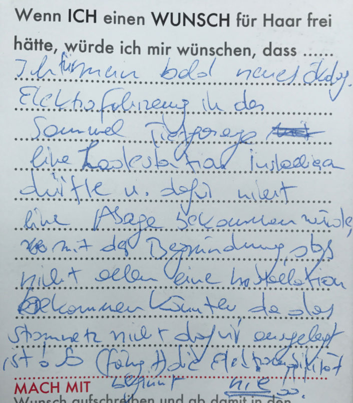 Wunsch 51