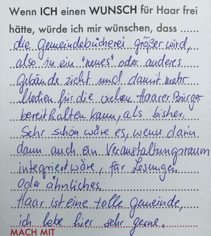 Wunsch 54