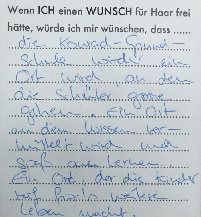 Wunsch 55